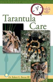 Quick & Easy Tarantula Care book