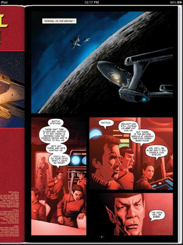 Star Trek II: The Wrath of Khan #3 (Star Trek: The Wrath of Khan Vol. 1)