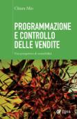 Programmazione e controllo delle vendite Book Cover