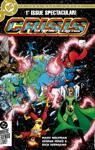 Crisis on Infinite Earths (2010-) #1