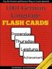 1,001+ German Language Flash Cards