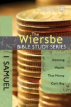 The Wiersbe Bible Study Series 1 Samuel