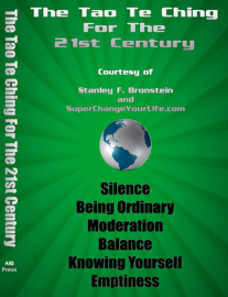 The Tao Te Ching For The 21st Century