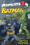 Batman Classic Reptile Rampage