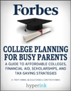 College Planning For Busy Parents A Guide To Affordable Colleges Financial Aid Scholarships And Tax-Saving Strategies