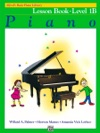 Alfreds Basic Piano Course Lesson Book 1B