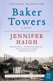 Baker Towers book