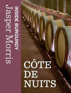 Inside Burgundy: Côte de Nuits Copertina del libro
