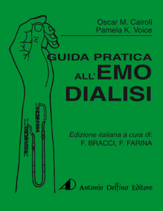 Guida pratica all'emodialisi Copertina del libro