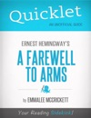 Quicklet On Ernest Hemingways A Farewell To Arms