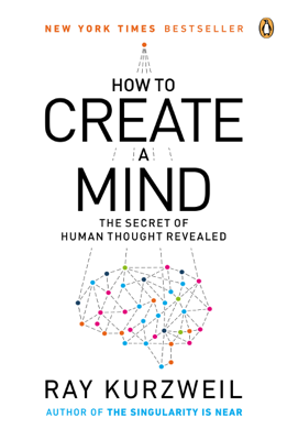 How to Create a Mind - Ray Kurzweil book