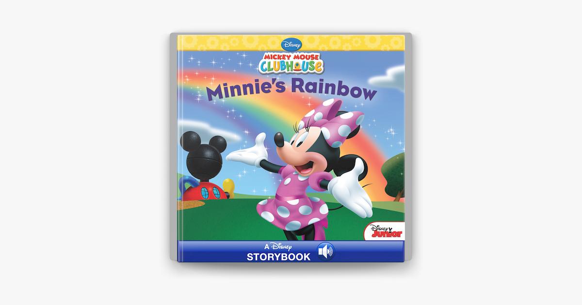 Mickey Mouse Clubhouse:  Minnie's Rainbow - Sheila Sweeny Higginson & Disney Books