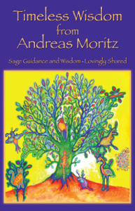 Timeless Wisdom from Andreas Moritz Buch-Cover