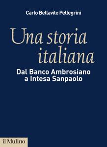 Una storia italiana Copertina del libro