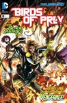 Birds Of Prey 2011-  8