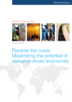 Reverse the Curse: Maximizing the Potential of Resource-driven Economies