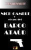 Rex Bennett - Nick Gamble y el caso del barco ataud ilustración