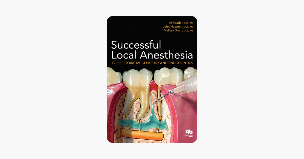‎Successful Local Anesthesia for Restorative Dentistry and Endodontics