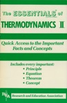 The Essentials Of Thermodynamics II