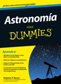 Astronomía para Dummies Book Cover