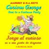 Jorge El Curioso Va A Una Fiesta De DisfracesCurious George Goes To A Costume Party Bilingual Edition