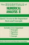 Numerical Analysis II Essentials