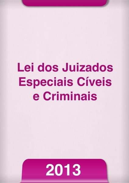 Lei dos juizados especiais 2013