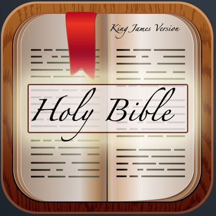The Holy Bible - King James Version book cover