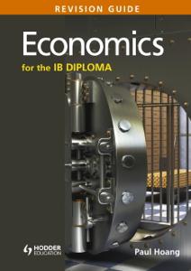 Economics for the IB Diploma Revision Guide Copertina del libro