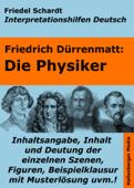 Die Physiker - Lektürehilfe und Interpretationshilfe