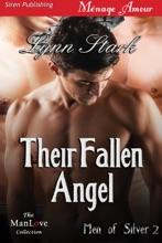 Their Fallen Angel [Men of Silver 2]
