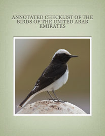 Annotated Checklist of the birds of the United Arab Emirates