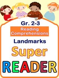Reading Comprehensions Landmarks Grade 2 3 Super Reader