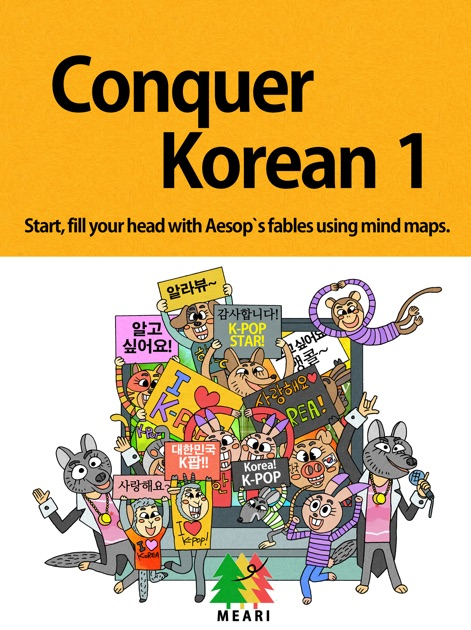 Conquer Korean 1 by Kim Tae Woo & Kim Yong Woo on Apple Books
