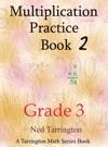 Multiplication Practice Book 2 Grade 3