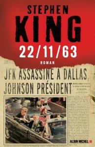 22/11/63 par Stephen King & Nadine Gassie Couverture de livre