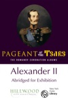 Alexander II Abridged For Exhibition The Romanov Coronation Albums