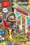 Gratis Comic Tag Magazin 2014