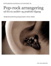 Pop-rock Arrangering