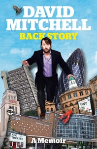 David Mitchell: Back Story Book Cover