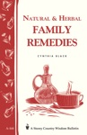 Natural  Herbal Family Remedies