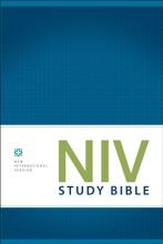 NIV Study Bible, eBook