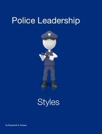 Police Leadership Styles book