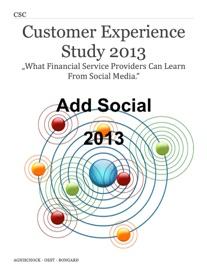 Customer Experience Study 2013