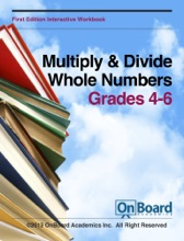 Multiply & Divide Whole Numbers