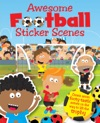 Awesome Football Sticker Scenes