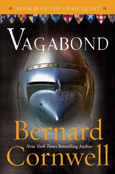 Vagabond - Bernard Cornwell book cover