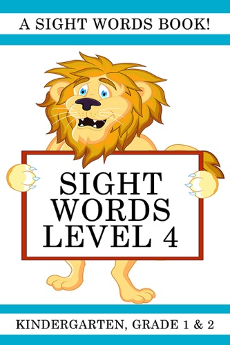 Lisa Gardner & Your Reading Steps Books - Sight Words Level 4