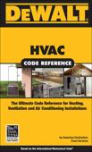 DEWALT HVAC Code Reference: