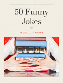 50 Funny Jokes book